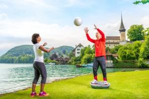 Bleiben Sie als Senior Fit und Gesund und trainieren Sie mit Ihrem Coach in Thun für ein positives Wohlbefinden.